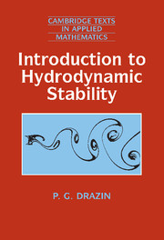 Introduction to Hydrodynamic Stability