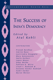 The Success of India's Democracy