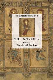 The Cambridge Companion to the Gospels