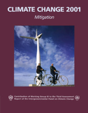 Climate Change 2001: Mitigation