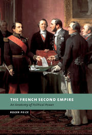The French Second Empire
