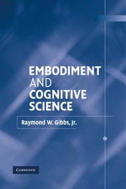 Embodiment and cognitive science by raymond w gibbs jr fandeluxe