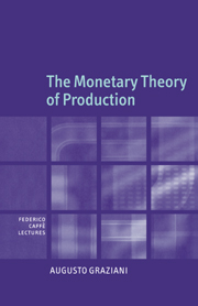 The Monetary Theory of Production