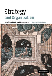Strategy and Organization