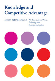 Knowledge and Competitive Advantage