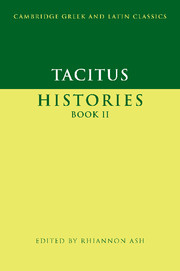 Tacitus: Histories Book II