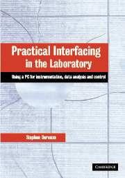 Practical Interfacing in the Laboratory