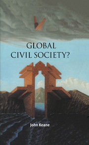 Global Civil Society?