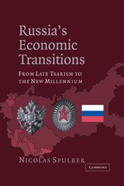 Russia's Economic Transitions