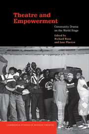 Theatre and Empowerment