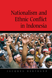 Nationalism and Ethnic Conflict in Indonesia