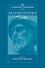 The Cambridge Companion to Maimonides