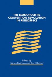 The Monopolistic Competition Revolution in Retrospect