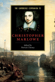 The Cambridge Companion to Christopher Marlowe