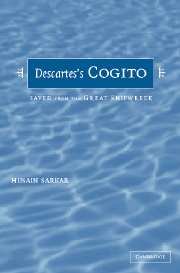 Descartes' Cogito