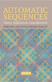 Automatic Sequences