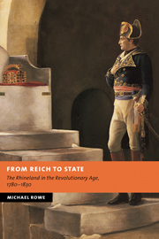 From Reich to State