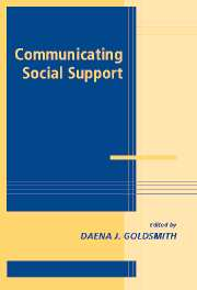 Communicating Social Support