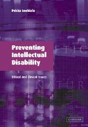 Preventing Intellectual Disability