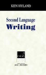 Second language writing by ken hyland fandeluxe Gallery