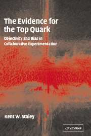 The Evidence for the Top Quark