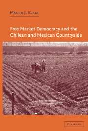 Free Market Democracy and the Chilean and Mexican Countryside