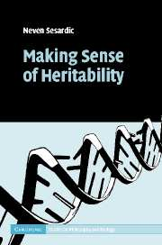Making Sense of Heritability