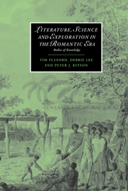 Literature, Science and Exploration in the Romantic Era