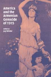 America and the Armenian Genocide of 1915