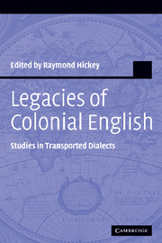 Legacies of Colonial English