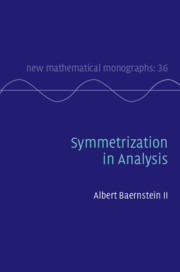 Symmetrization in Analysis