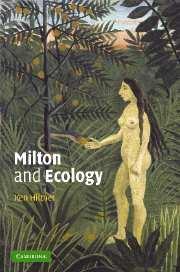 Milton and Ecology