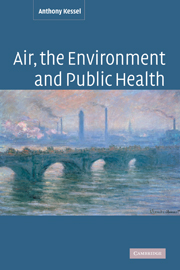 Air, the Environment and Public Health