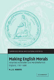 Making English Morals