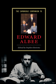 The Cambridge Companion to Edward Albee