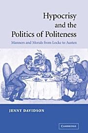 Hypocrisy and the Politics of Politeness
