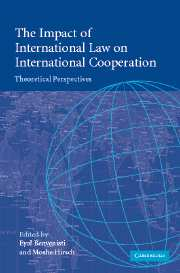 The Impact of International Law on International Cooperation