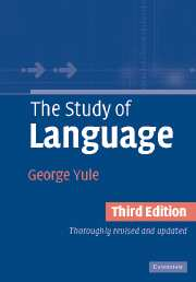The study of language by george yule the study of language fandeluxe Choice Image