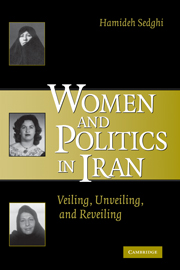 Women and Politics in Iran