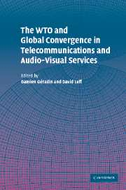 The WTO and Global Convergence in Telecommunications and Audio-Visual Services
