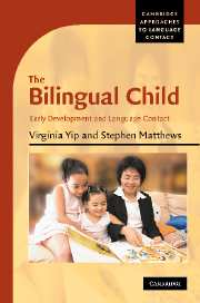 The Bilingual Child