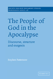 The People of God in the Apocalypse by Stephen Pattemore
