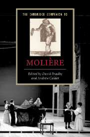 The Cambridge Companion to Moliere