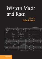 Western Music and Race