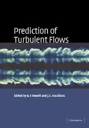 Prediction of Turbulent Flows