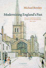 Modernizing England's Past