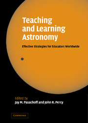 Teaching and Learning Astronomy