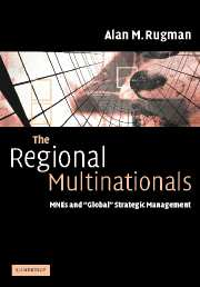 The Regional Multinationals