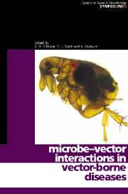 Microbe-vector Interactions in Vector-borne Diseases