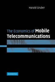 The Economics of Mobile Telecommunications by Harald Gruber